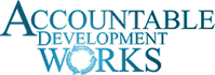 Accountable Development Works logo